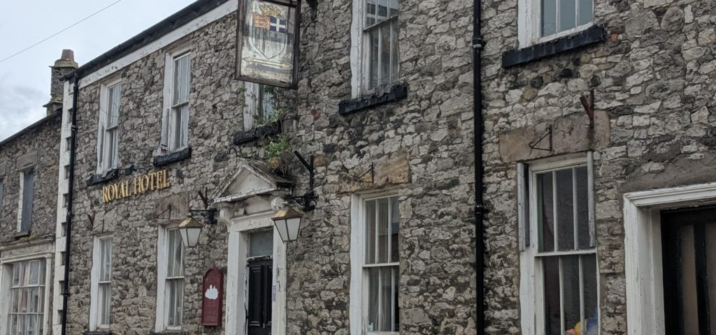 The Royal Hotel, Burton-in-Kendal