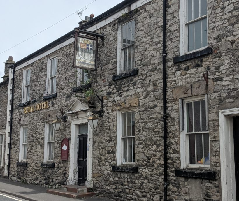 The Royal Hotel, Burton-in-Kendal