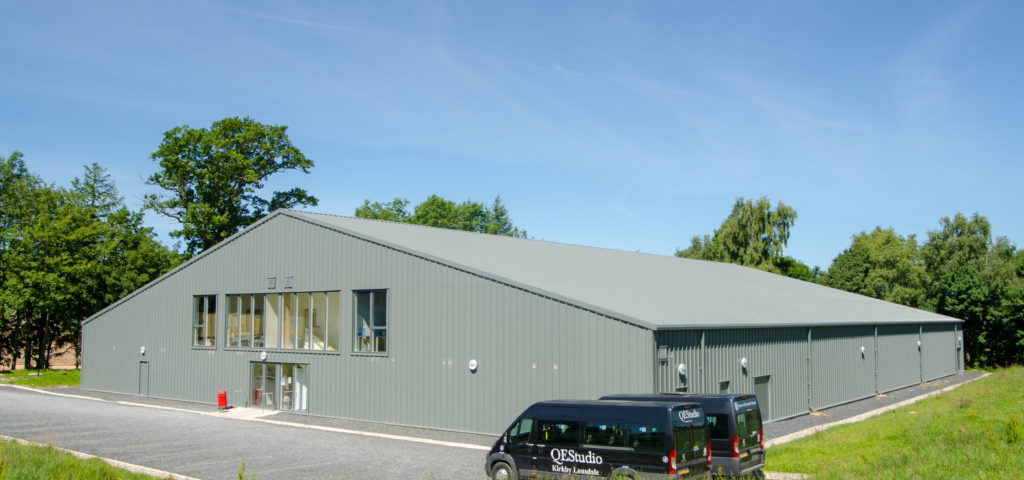 Queen Elizabeth School Sports Hall